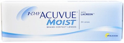 Johnson & Johnson 1 Day Acuvue Moist with Lacreon Daily Contact Lens