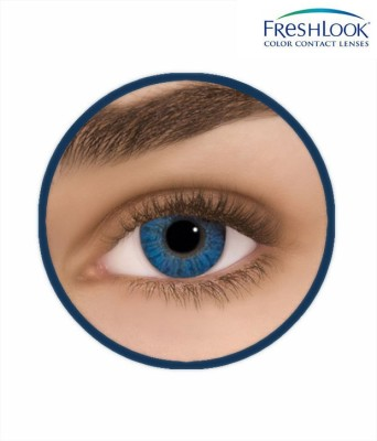 Ciba Vision Freshlook Color Blends Monthly Contact Lens