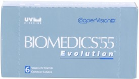 CooperVision Biomedics 55 Monthly Contact Lens