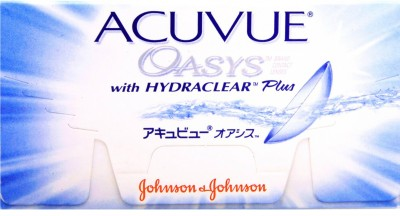 Johnson & Johnson Acuvue Oasys with Hydraclear Plus Bi-weekly Contact Lens