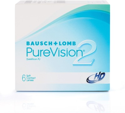 Bausch & Lomb PureVision.2.HD Monthly Contact Lens