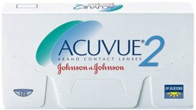 Johnson & Johnson ACUVUE 2 (UV BLOCKING) Bi-weekly Contact Lens