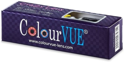 Colourvue Crazy Lens Yearly Contact Lens