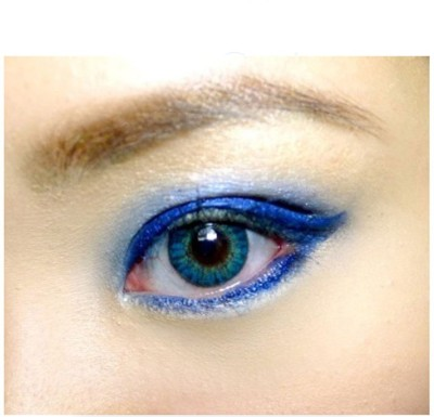 Sparkle Sea Blue Monthly Contact Lens
