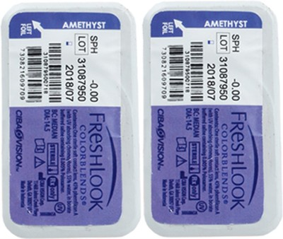 Ciba Vision FreshLook COLORBLENDS By Visions India Monthly Contact Lens