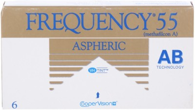 CooperVision Frequency 55 Monthly Contact Lens
