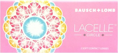 Bausch & Lomb LACELLE CIRCLE Monthly Contact Lens