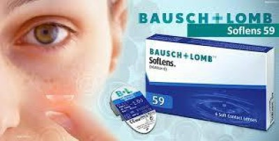 Baush & Lomb Soflens 59 Monthly Contact Lens
