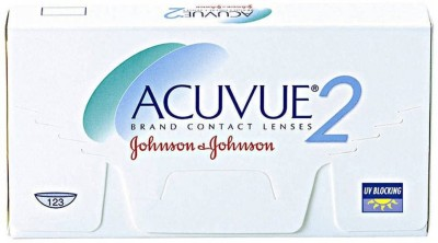 Johnson & Johnson Acuvue 2 Bi-weekly Contact Lens
