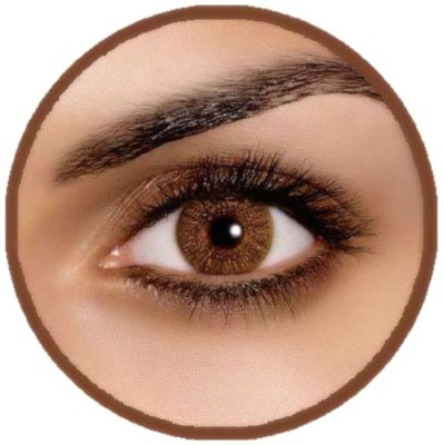 Netra Aesthetics Pure Hazel Contact Lenses Monthly Contact Lens