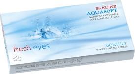 Aquasoft Fresheyes Monthly Contact Lens