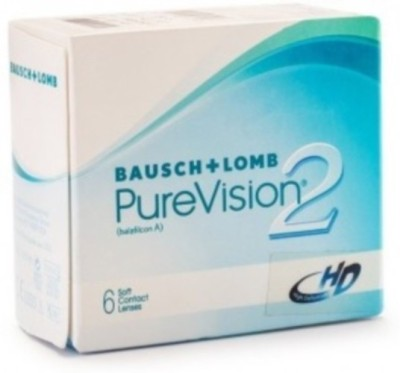 B&L PureVision2 HD Monthly Contact Lens
