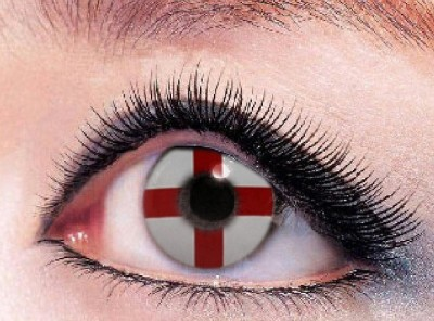 Eye Attractions England Yearly Contact Lens