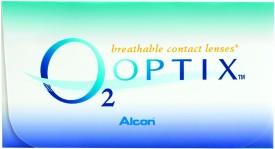 Alcon O2 Optix Monthly Contact Lens