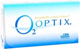 Ciba Vision O2 Optix Monthly Contact Lens