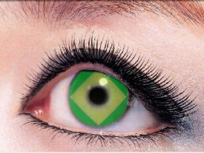 Eye Attractions Brazil Yearly Contact Lens