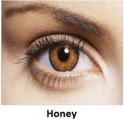 Netra Serene Honey Contact Lenses Monthly Contact Lens