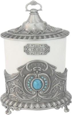 IOTA  - 0.5 L Silver Plated Tea, Coffee & Sugar Container