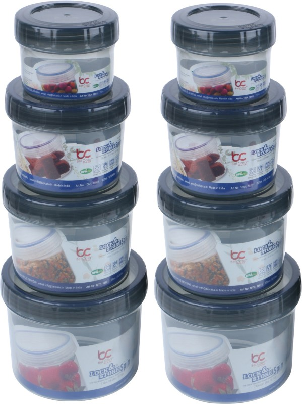 Bel Casa Lock & Store Spin - 150 ml, 300...