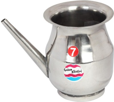 Kaveri  - 275 ml Stainless Steel Grocery Container