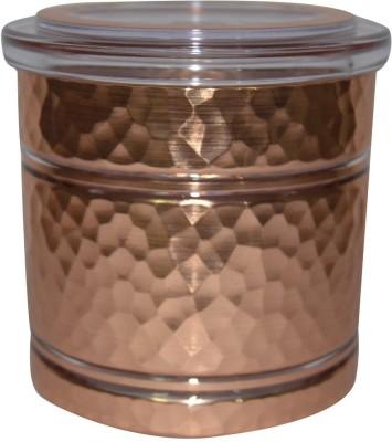 EVA Evergreen Assets Hammered  - 500 ml Plastic Multi-purpose Storage Container