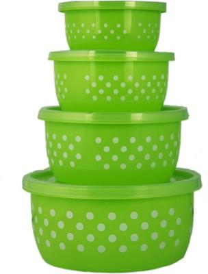 Birde  - 500 ml, 300 ml, 250 ml, 200 ml Plastic Multi-purpose Storage Container