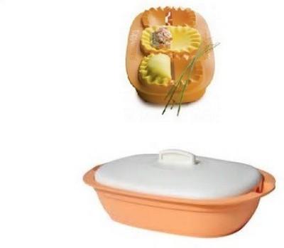 Tupperware  - 1.7 L Plastic, Plastic Multi-purpose Storage Container(Orange)
