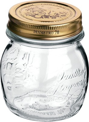 Bormioli Rocco  - 150 ml Glass Food Storage