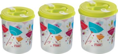 Flair Kitchen Mate Deluxe  - 4700 ml, 7000 ml, 11200 ml Plastic Food Storage