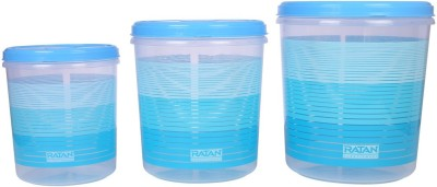 Ratan Plastics Ruby  - 5 L, 7.5 L, 10 L Polypropylene Grocery Container