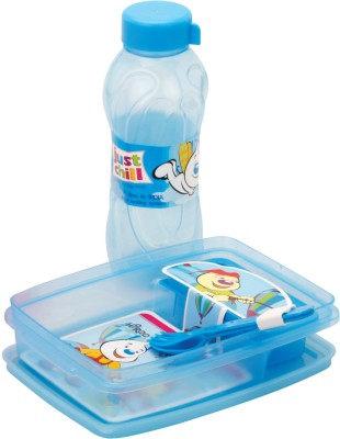 Pratap Happy Time Gift Set  - 350 ml Plastic Food Storage