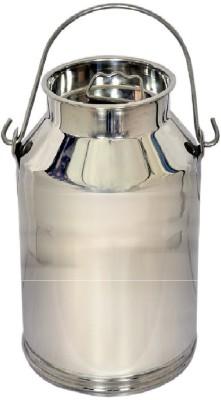 CORPORATE OVERSEAS  - 20 L Silver Milk Container