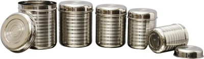 MiLi  - 5000 ml Stainless Steel Multi-purpose Storage Container