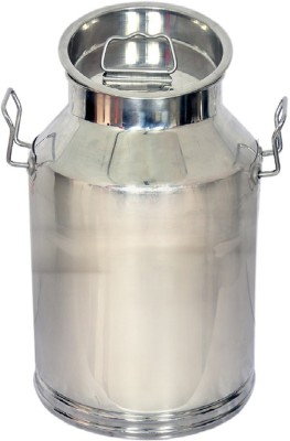 CORPORATE OVERSEAS  - 20 L Silver Milk Container