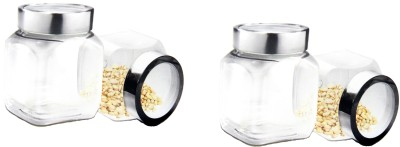 Milton Crisp N Clear  - 750 ml Plastic Food Storage(Pack of 4, Clear) at flipkart