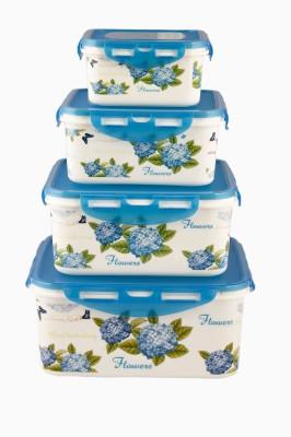 birde  - 2100 ml, 1400 ml, 800 ml, 400 ml Plastic Multi-purpose Storage Container