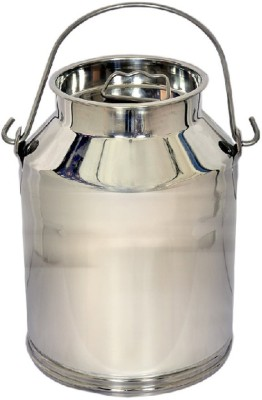 CORPORATE OVERSEAS  - 5 L Silver Milk Container