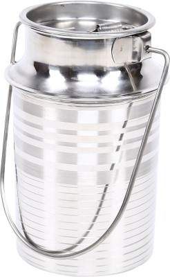 daksh enterprises  - 2 L Stainless Steel Milk Container