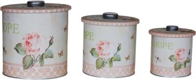 Kulture Label  - 1 L Cast Iron, Paper Multi-purpose Storage Container