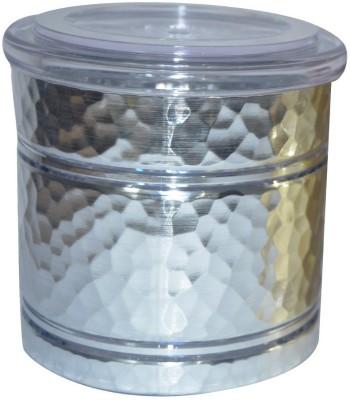 EVA Evergreen Assets Hammered  - 1000 ml Plastic Multi-purpose Storage Container