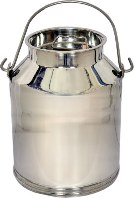 CORPORATE OVERSEAS  - 5 L Steel Milk Container