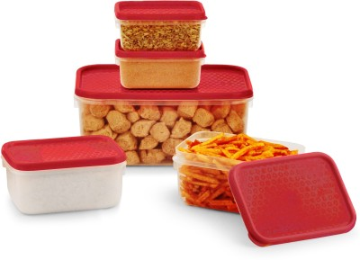 All Time  - 125 ml, 125 ml, 250 ml, 250 ml, 1000 ml Polypropylene Food Storage