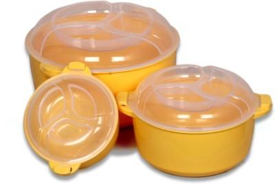 Twist Microwave Safe Containers  - 250 ml, 500 ml, 1100 ml Plastic Food Storage