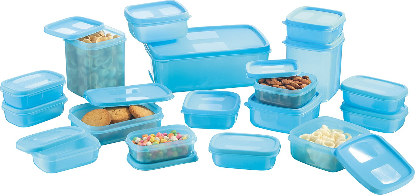 Flipkart - Microwave 17 Piece Container Sets At just Rs.299