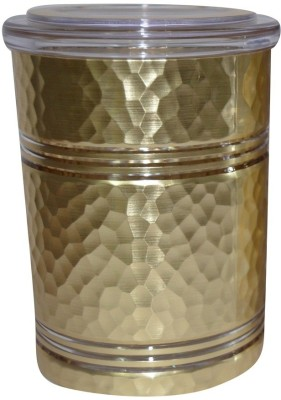 EVA Evergreen Assets Hammered  - 750 ml Plastic Multi-purpose Storage Container