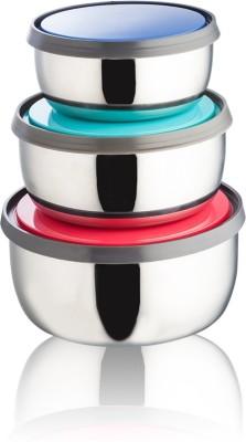 Lovato  - 2350 ml Stainless Steel, Plastic Multi-purpose Storage Container