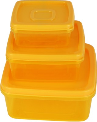 Lovato Stylish Charm  - 800 ml Plastic Multi-purpose Storage Container