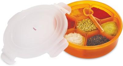 Trueware Masala Box  - 1000 ml Plastic Spice Container