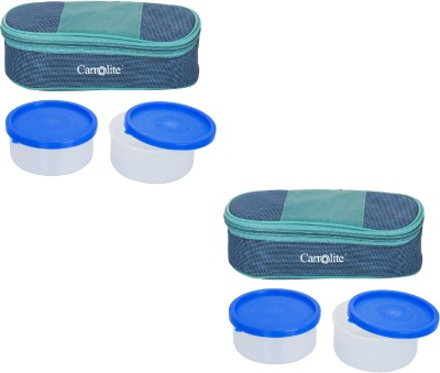 Carrolite Combo Royal lunch box 4 Containers Lunch Box