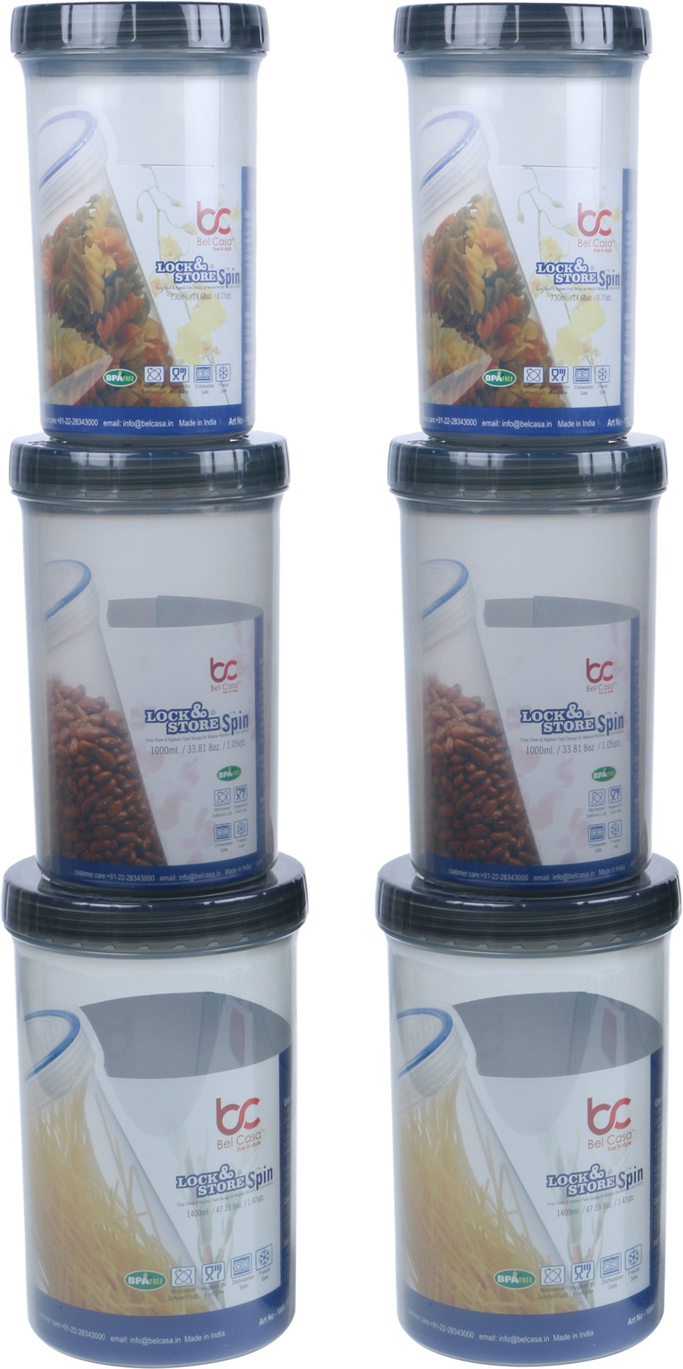 Flipkart - Kitchen Containers ��149-299